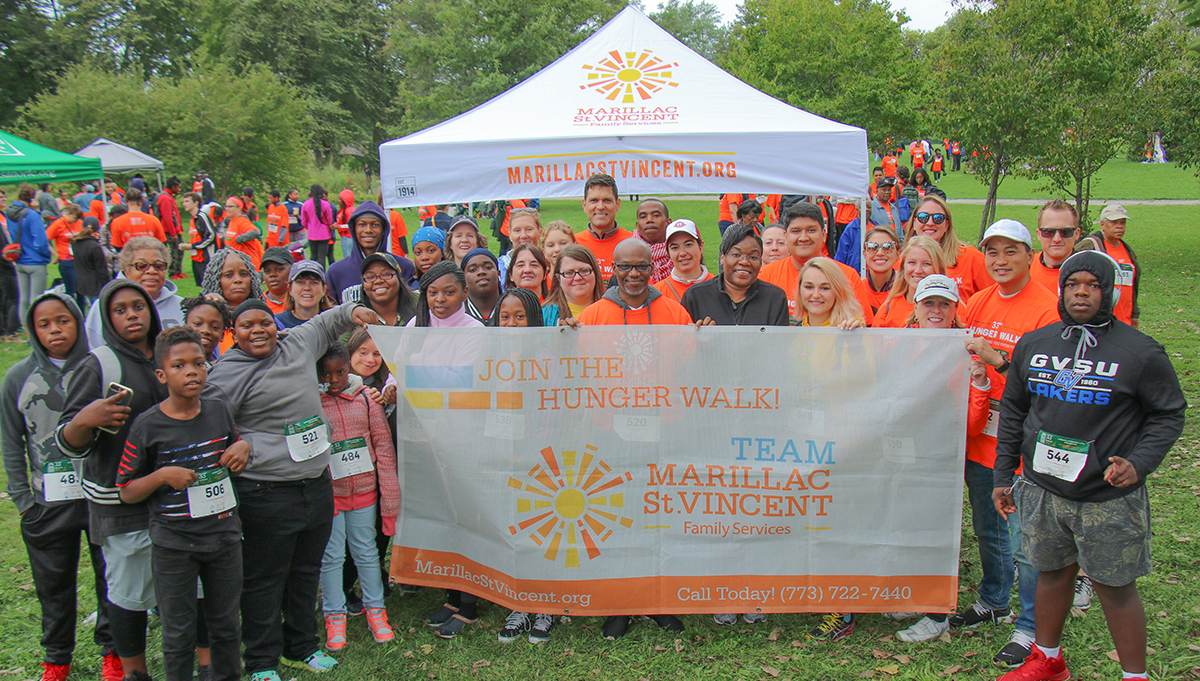 34th Annual Hunger Walk