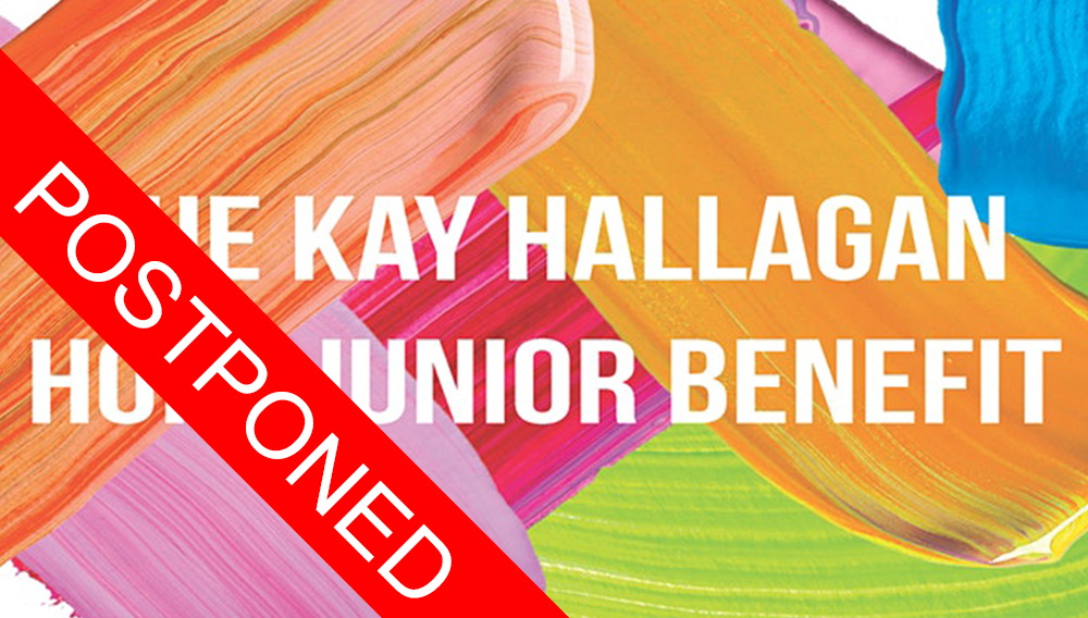 The 2020 Kay Hallagan Hope Junior Benefit